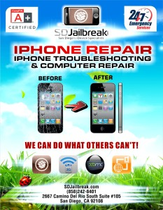 San Diego iPhone Repair